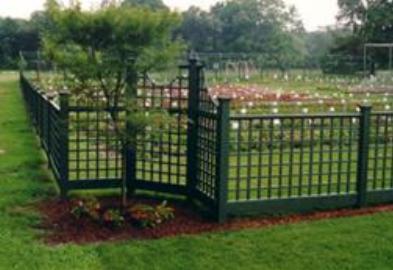 Garden Trellis Fences Garden Fencing by BrattleWorks