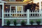 Newport Picket Fence