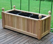 Planter Box large rectangle
