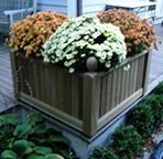 Planter Box corner design
