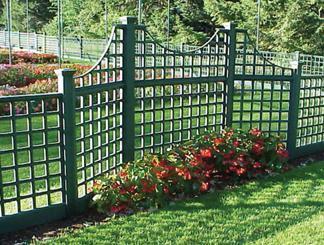 Fences Garden Trellis